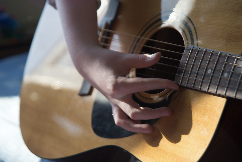 Guitar Lessons in Genoa Township
