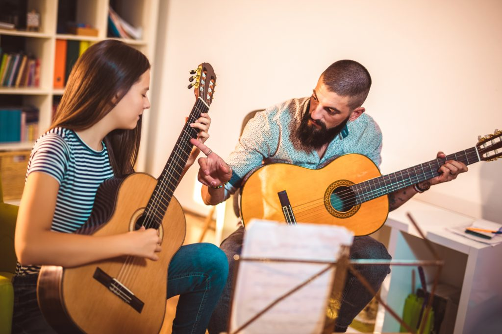 Music Lessons in Byron
